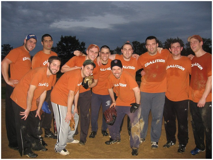 Coalition Wins Championship T-Shirt Photo