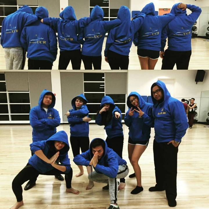 Dancesport @ Ucr Team Jackets! T-Shirt Photo