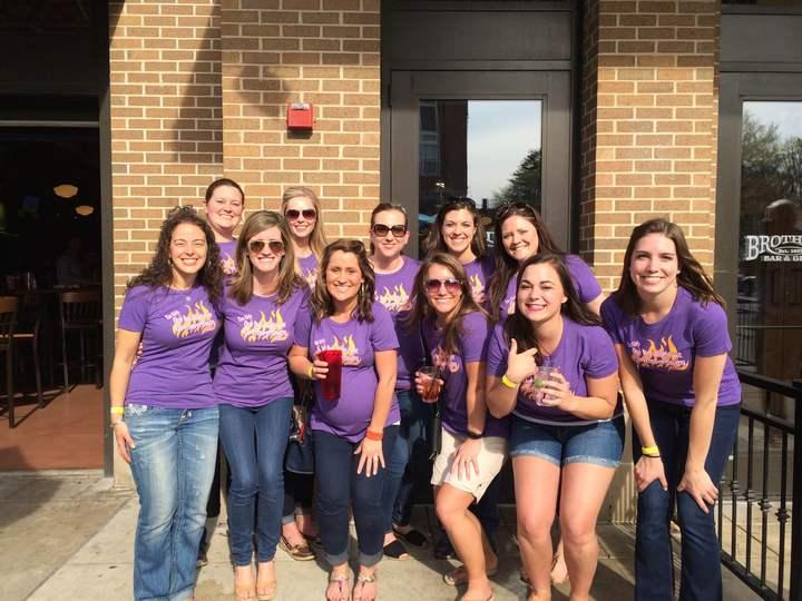 Tax Girls Celebrating The End Of Tax Season T-Shirt Photo