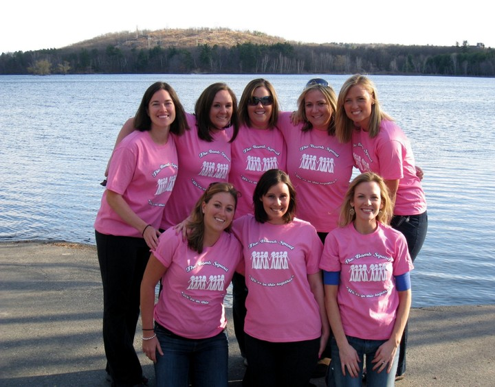 Avon Breast Cancer Walk T-Shirt Photo