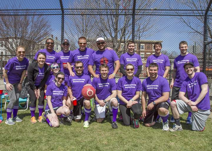 Kickkas In Paris   Charity Kickball Tournament T-Shirt Photo