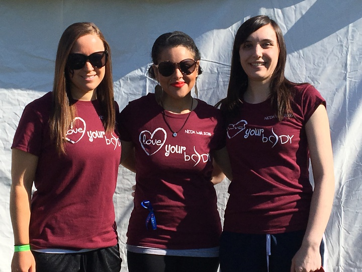 Neda Walk 2016  T-Shirt Photo