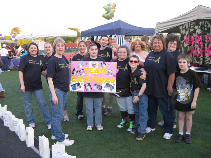 Relay For Life09 T-Shirt Photo
