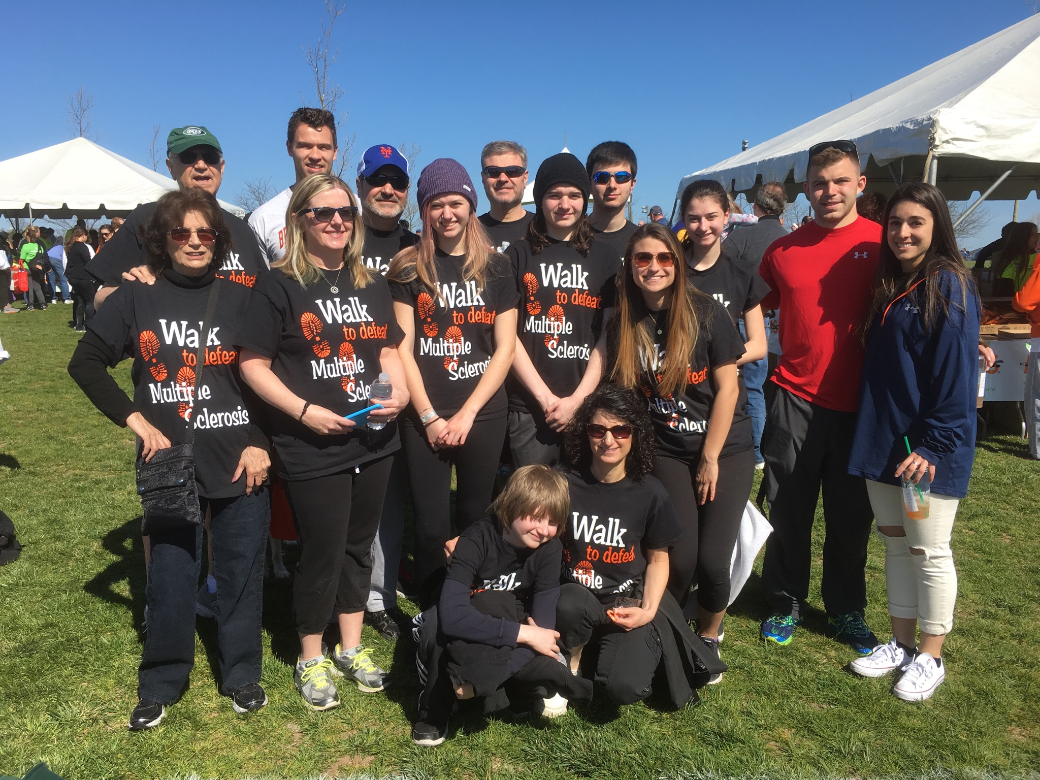 Custom T Shirts For Family Support Of Ms Shirt Design Ideas
