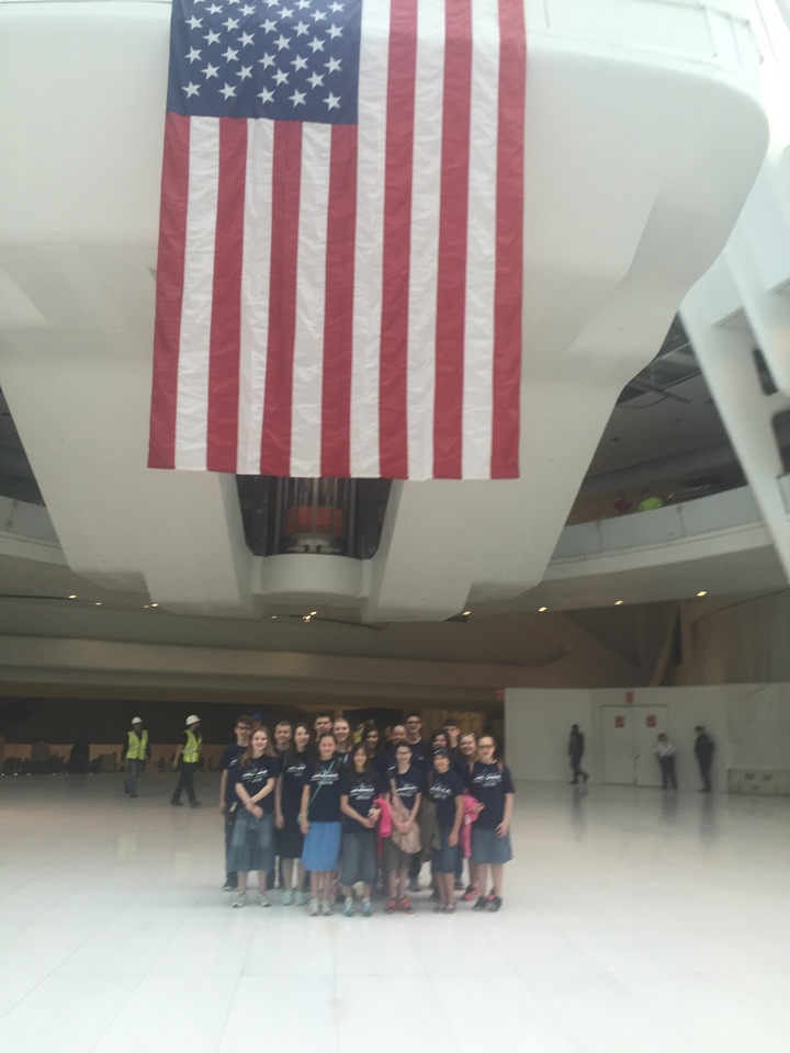 Home Of The Free And The Brave! T-Shirt Photo