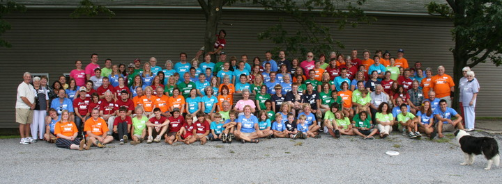 Keller Family Reunion T-Shirt Photo