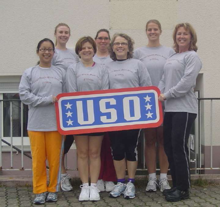 Red Thunder Uso Germany T-Shirt Photo