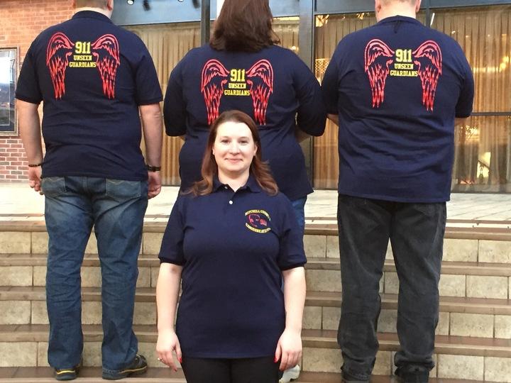 Unseen Guardians  T-Shirt Photo
