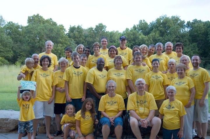 Grandpa Tom's 75th Birthday T-Shirt Photo