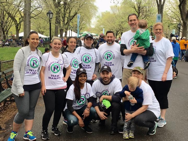Parkinson's Unity Walk 2016 T-Shirt Photo