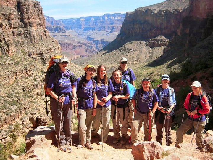 Troop 3116 Grand Canyon Adventure T-Shirt Photo