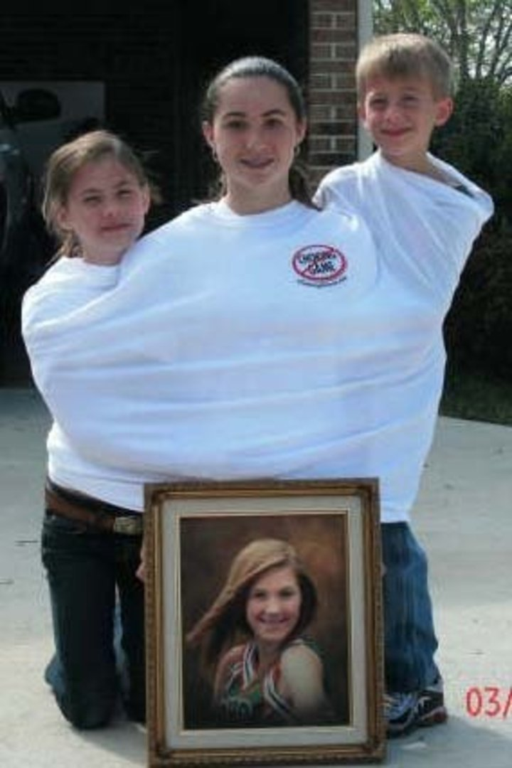 3 Headed Monster Raising Awareness For The Choking Game T-Shirt Photo