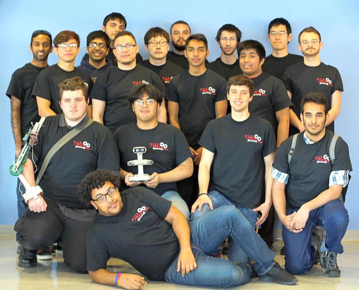 Njit Robotics Club T-Shirt Photo