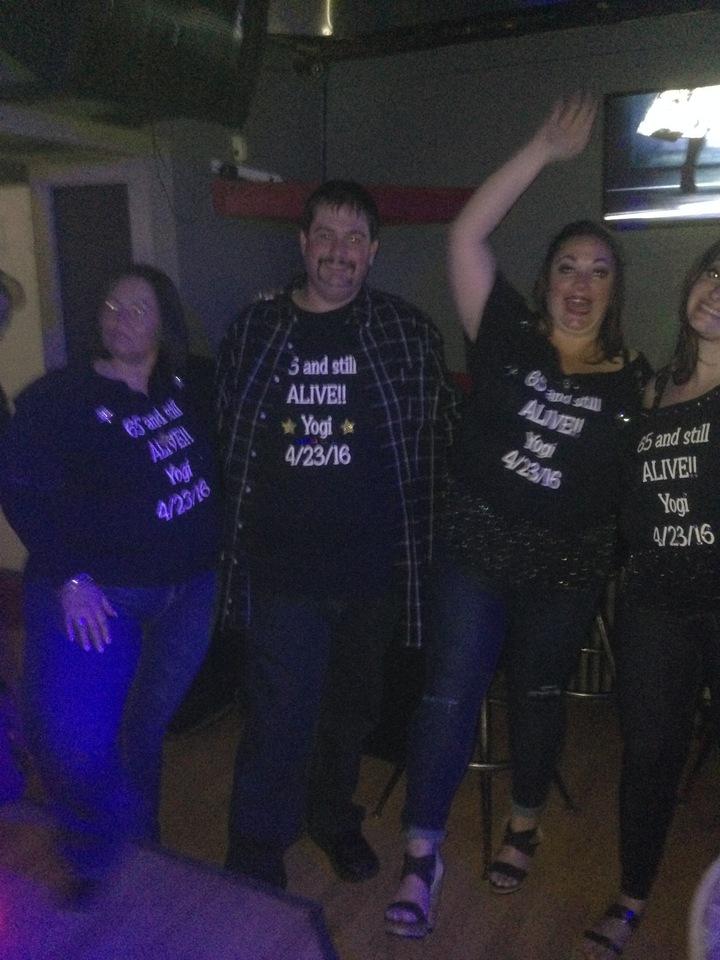 65th Birthday Celebration T-Shirt Photo