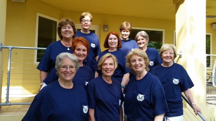 56 Years Of Friendship T-Shirt Photo