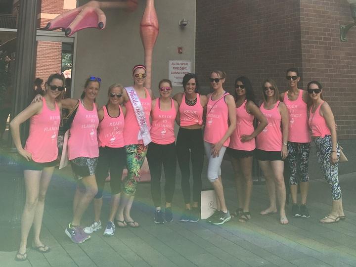 Ready To Flamingle T-Shirt Photo