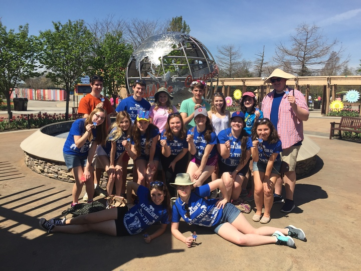 Ap English 12 Zoo Trip T-Shirt Photo