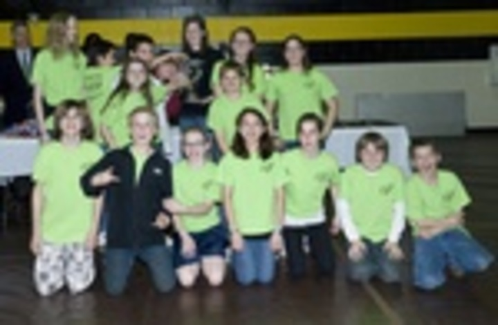 2nd Place Regionals Science Olympiad T-Shirt Photo