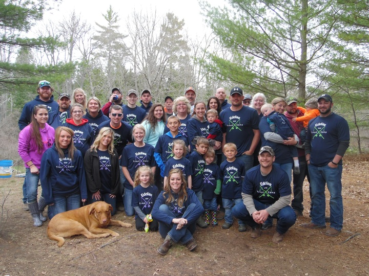 Eddies Trout Camp T-Shirt Photo