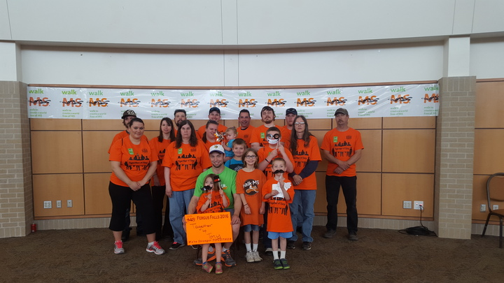 #Walkms T-Shirt Photo