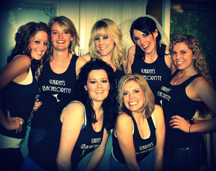 Best Bachelorette Party Ever! T-Shirt Photo