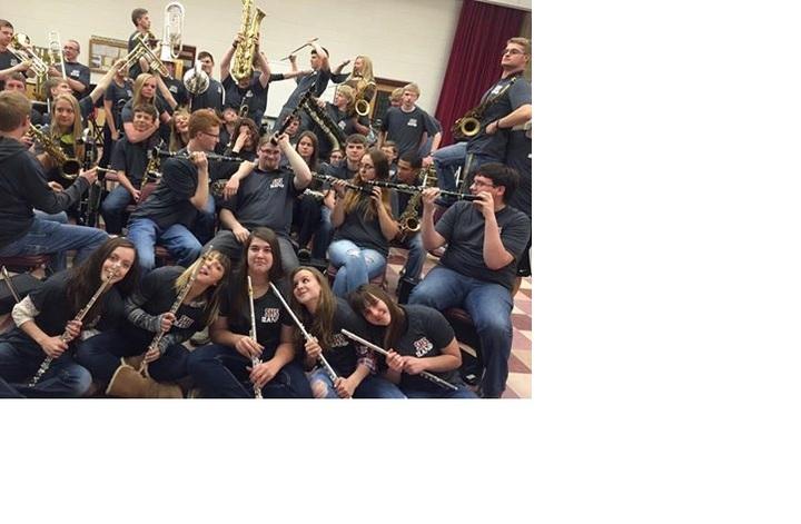Band Tastrophe T-Shirt Photo