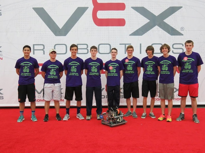 Vex Robotics World Championships 2016 T-Shirt Photo