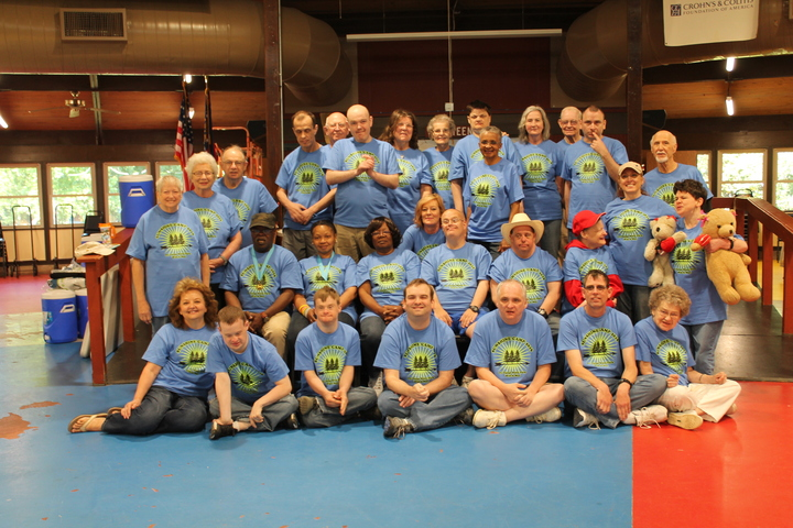 Sunshine Camp 2016 T-Shirt Photo