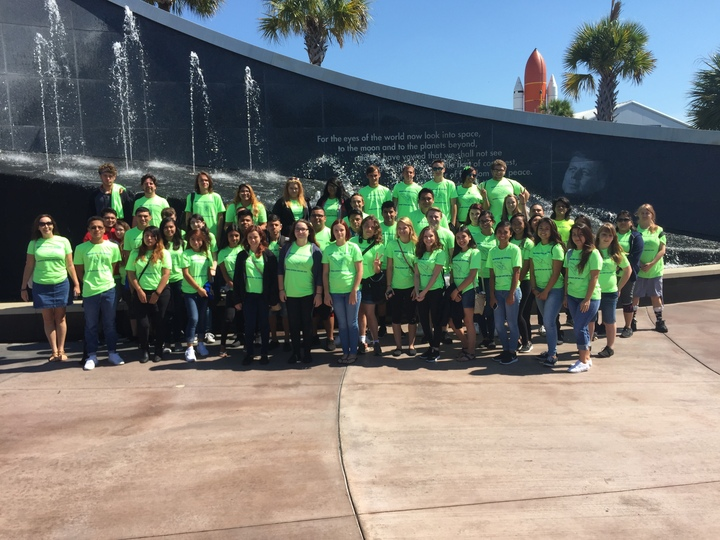 Bhs   Kennedy Space Center 2016 T-Shirt Photo