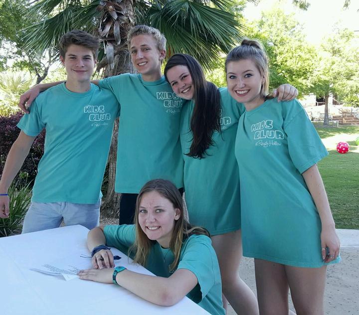 Kids Club Wranglers  T-Shirt Photo