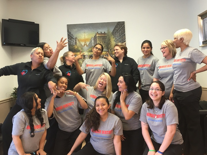 Urgent Dental Center Indy T-Shirt Photo