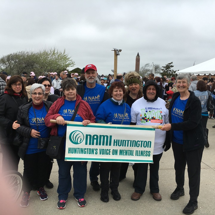 Nami Walk Jones Beach 2016 T-Shirt Photo