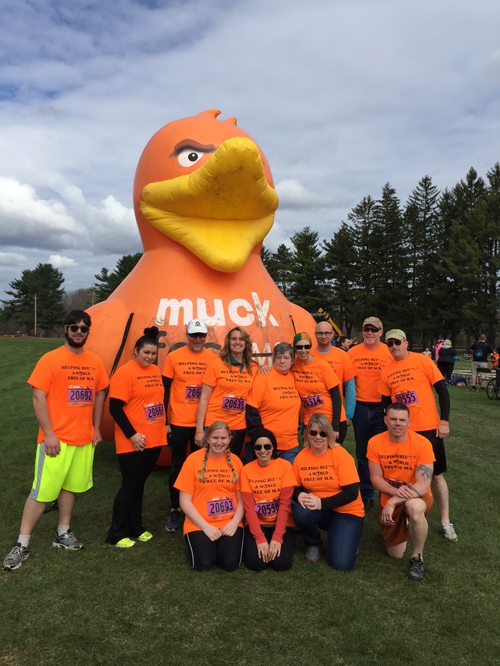 Tibbetts Muckfest T-Shirt Photo