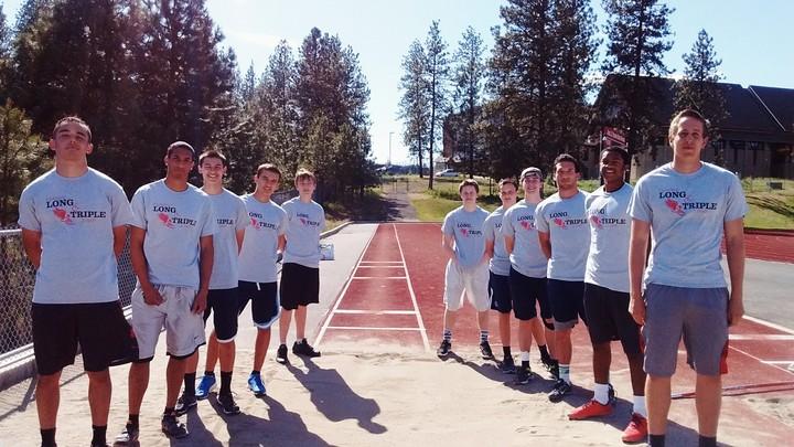 2016 Ferris Jump Team T-Shirt Photo