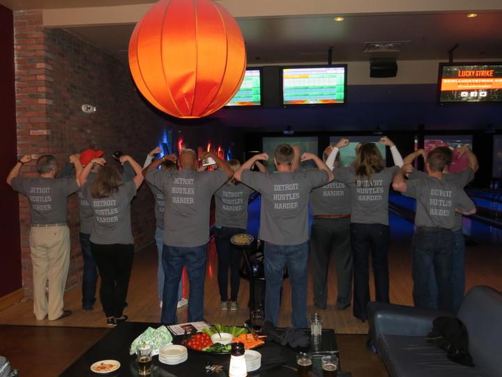 Team Detroit T-Shirt Photo