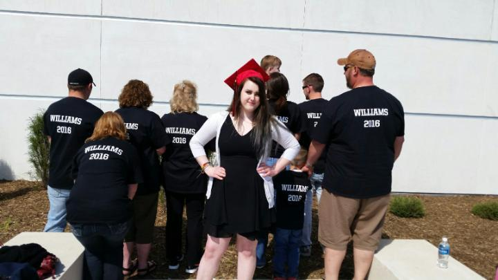 Our Graduate  T-Shirt Photo