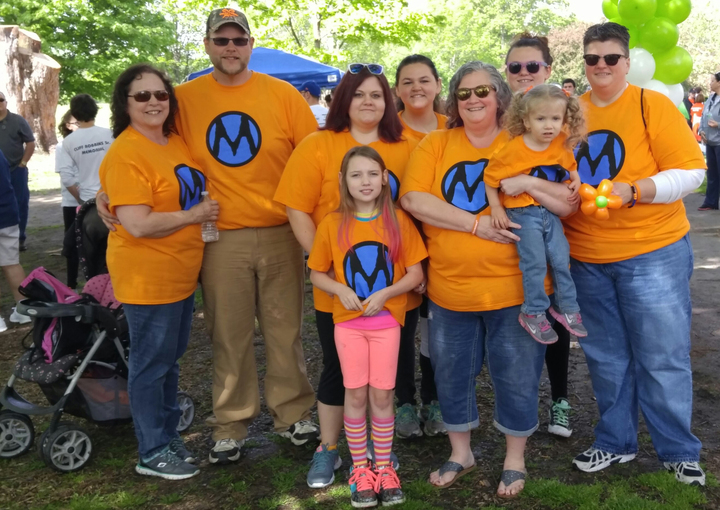 Walk Ms Northeast T-Shirt Photo