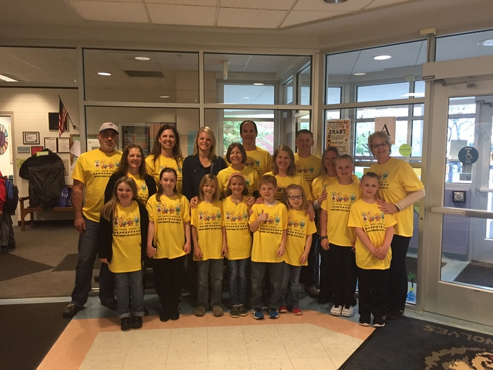 Tech 2016   Mary Endres Elementary T-Shirt Photo