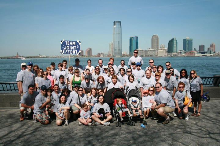 2009 Nyc Arthritis Walk T-Shirt Photo
