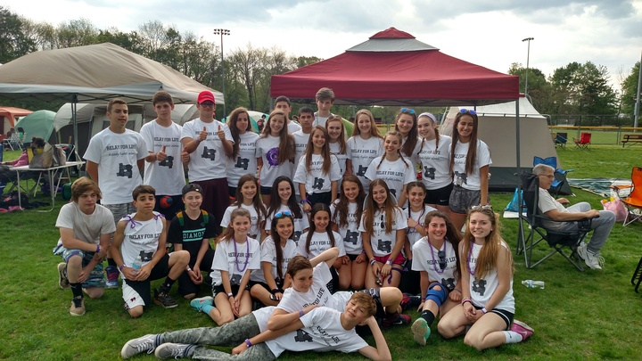 Class Of 2020 Relay For Life T-Shirt Photo