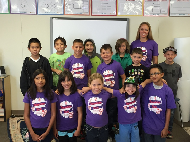 Vges Robotics Club T-Shirt Photo