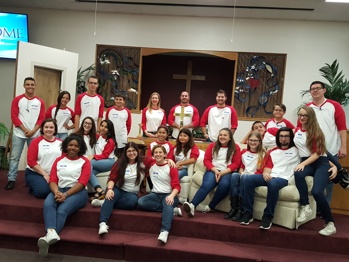 Youth Sunday! T-Shirt Photo
