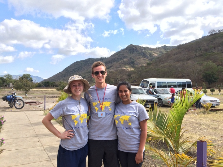 When In Nicaragua T-Shirt Photo