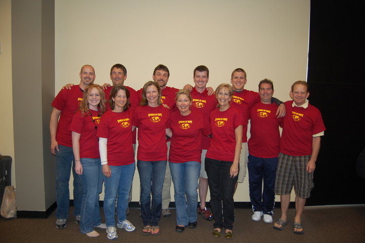 Kenya Mission Team T-Shirt Photo