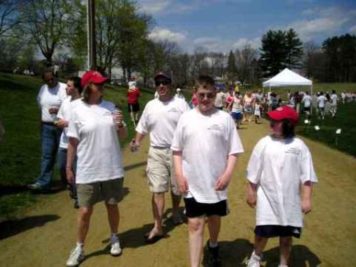 2009 Community Walk For Autism T-Shirt Photo