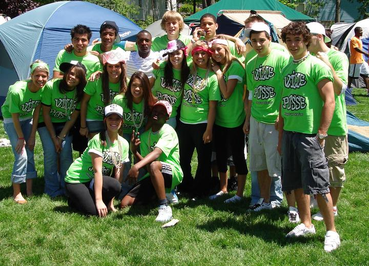 Relay For Life   Northville   Team Ville Posse T-Shirt Photo