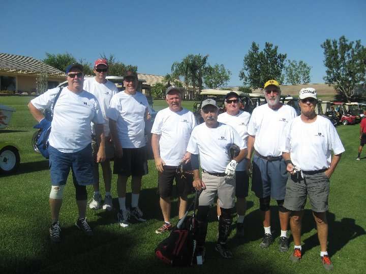 Sun City Soft Ball Team T-Shirt Photo