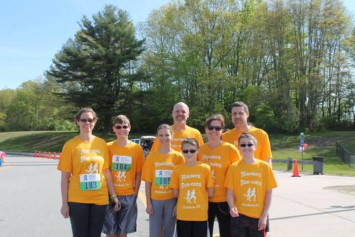Running Families T-Shirt Photo