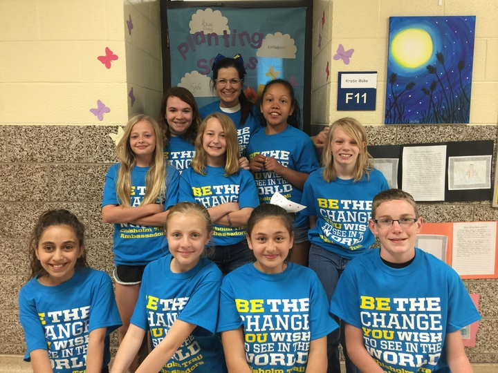 Putting An End To Bullying!  T-Shirt Photo