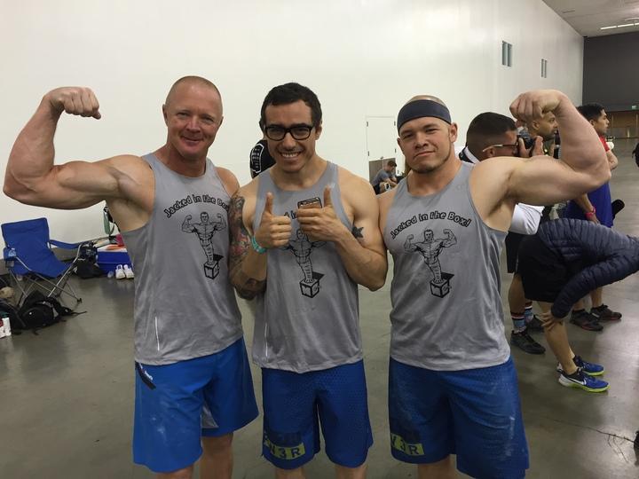Team Comp Custom Ink Madness T-Shirt Photo